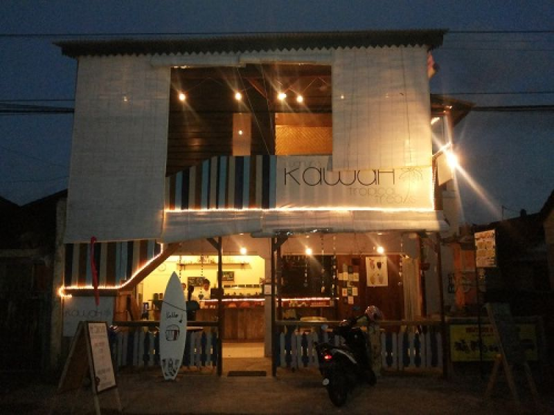 Warung Kawah - Tropical Treats
